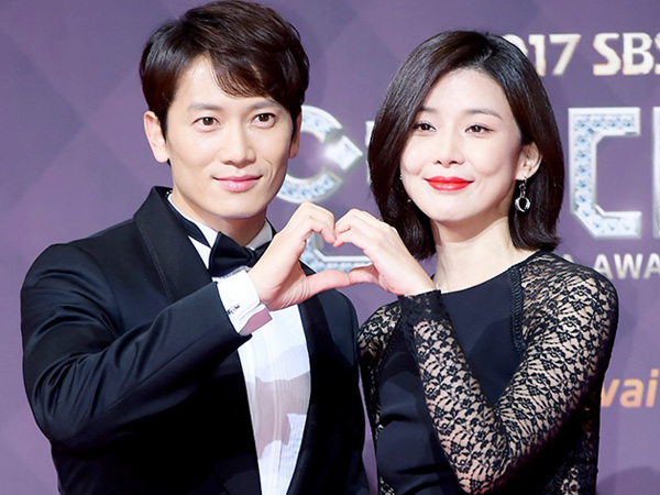 Dikabarkan Hamil, Lee Bo Young dan Ji Sung Nantikan Anak Kedua!