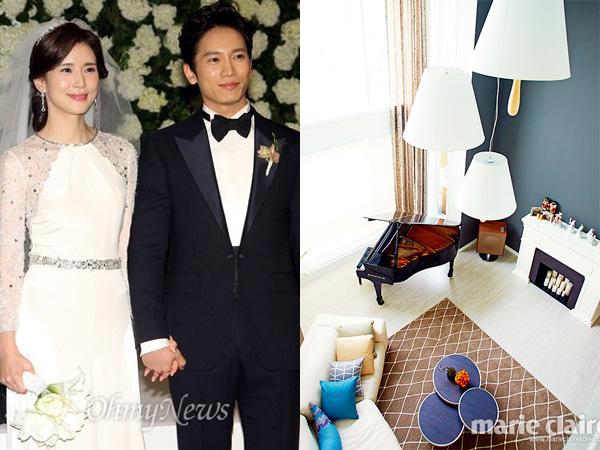 Rumah Mewah Nan Nyaman Ji Sung dan Lee Bo Young Terungkap di 'The List 2016'