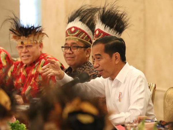 Tak Hanya Ibu Kota Baru, Jokowi Pastikan Akan Bangun Istana Presiden di Papua Tahun Depan?