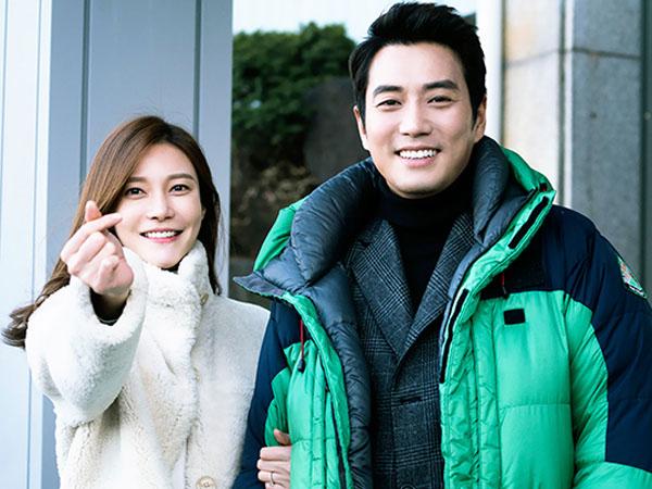 Jadi Pasangan Cinlok Kedua Di Tahun Ini, Joo Sang Wook dan Cha Ye Run Dikonfirmasi Pacaran!