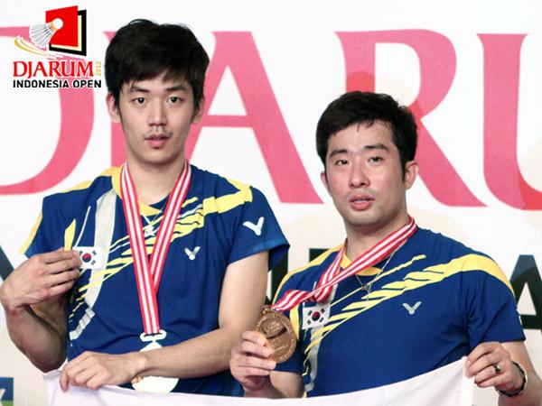 Rekan Duet Lee Young Dae, Pebulutangkis Korea Jung Jae Sung Meninggal Dunia
