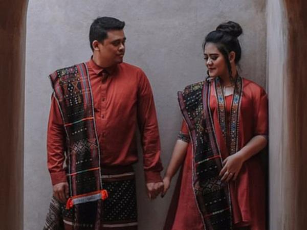 Sampai di Medan, Kahiyang Ayu Ikuti Tradisi Haroan Baru