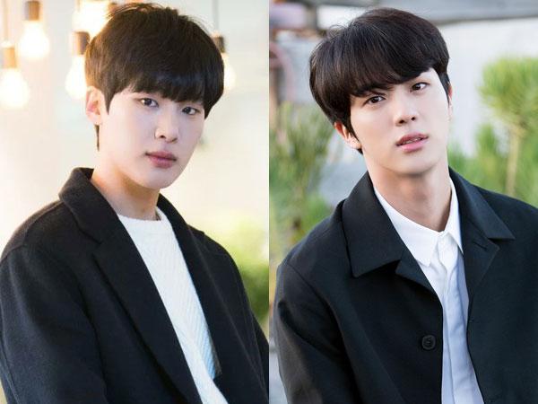 Viral Fans Ingin Kim Dong Hee Perankan Kim Seokjin dalam Drama BTS Universe