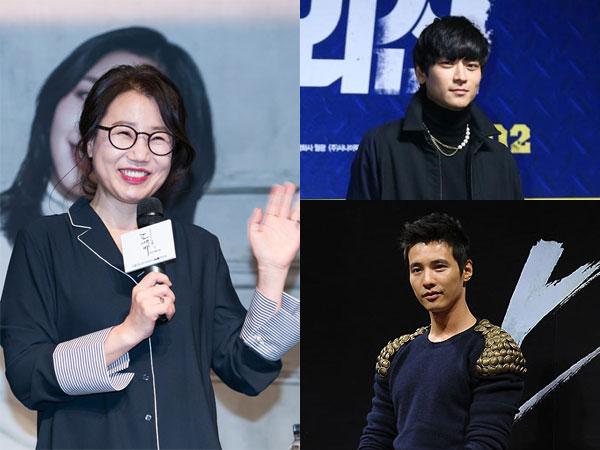 Sudah Kirimkan 'Surat Cinta', Kim Eun Sook Akan Gandeng Dua Aktor Ini di Proyek Selanjutnya?