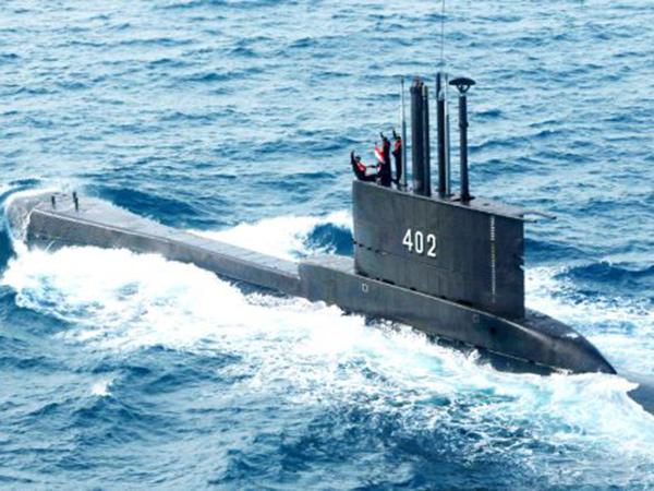 Fakta-Fakta Tenggelamnya Kapal Selam KRI Nanggala 402