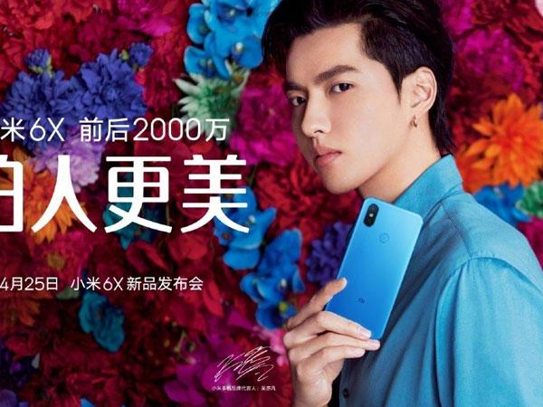 Digenggam Kris Wu, Intip Spesifikasi dan Harga Resmi Smartphone Baru Xiaomi