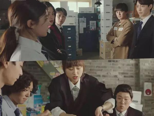 Kim Bum, Ryu Hye Young sampai Go Yoon Jung Debat Serius di Teaser Drama Law School