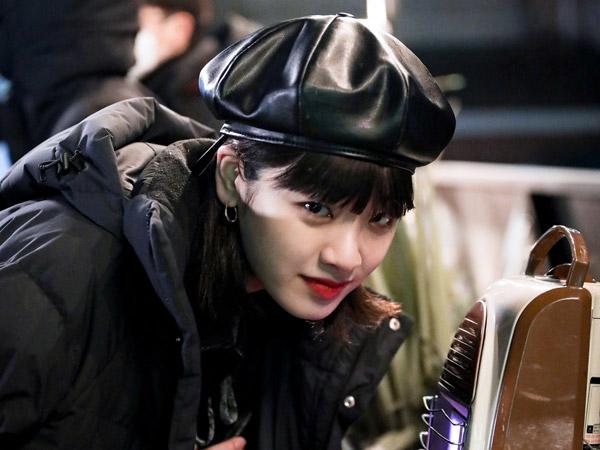 Lee Joo Young Curhat Ramainya Chat 'Itaewon Class' Sampai Ingin Keluar Grup