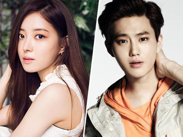 Ini Aktris Cantik yang Bakal Jadi Pasangan Romantis Suho EXO di Web Drama 'How Are You Bread'