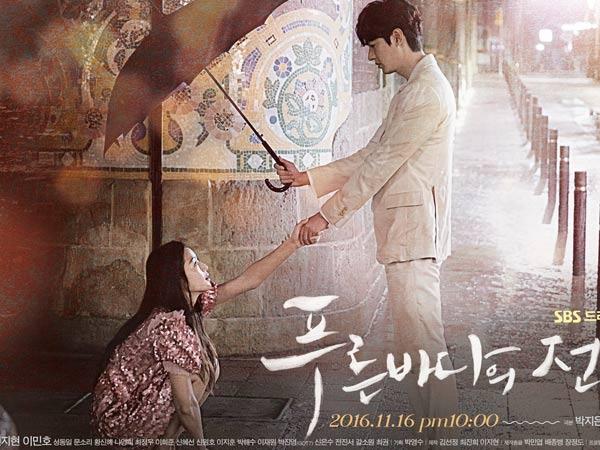 Akhirnya Tayang, Drama 'Legend of the Blue Sea' Sukses Tembus Rating 20 Persen!