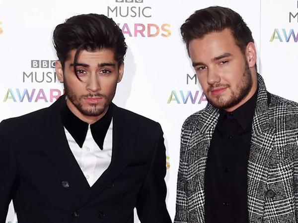 Liam Payne One Direction Nggak Sabar Dengar Album Solo Zayn Malik