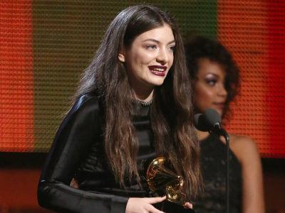 Lorde Jadi Musisi Termuda Pemenang Grammy Awards  2014!