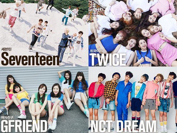 Mnet Kembali Umumkan Idola K-Pop yang Akan Meriahkan 'MAMA 2016'!