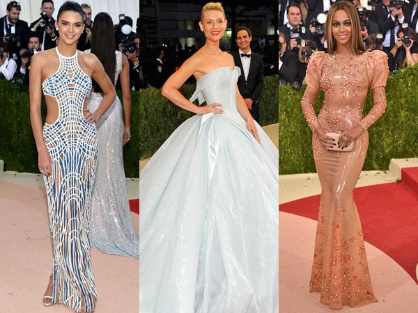 Kendall Jenner Hingga Beyonce, Inilah Penampilan Terbaik di Red Carpet Met Gala 2016