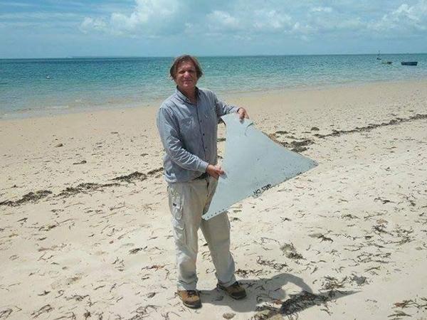 Ditemukan Lagi, Puing di Mozambik Hampir Dipastikan Milik Pesawat MH370