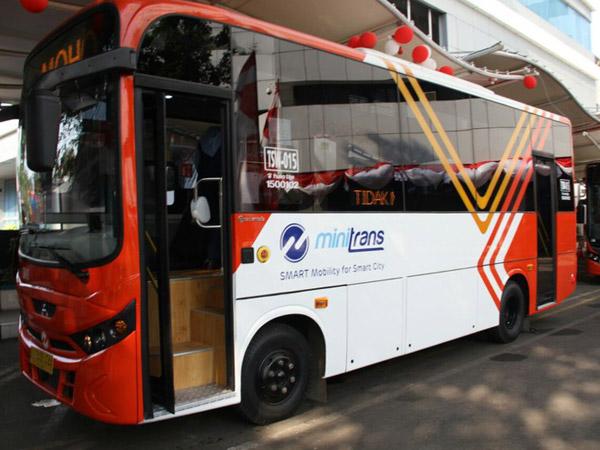 Ini Dia Dua Transportasi Gagah yang Siap Gantikan Metromini di Jakarta