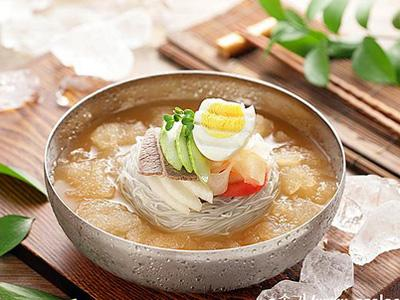 Naengmyeon, Hidangan Khas di Korea Saat Musim Panas