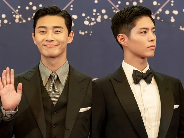 Adu Tampan Park Seo Joon dan Park Bo Gum di Episode Baru Record of Youth