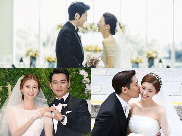 Sebelum Song-Song Couple, Sederet Pasangan Seleb Korea Ini Resmi Menikah di 2017