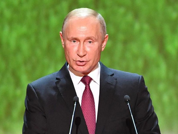 Heboh Presiden Rusia Vladimir Putin Kutip Ayat Al-Qur'an Minta Perang Yaman Dihentikan