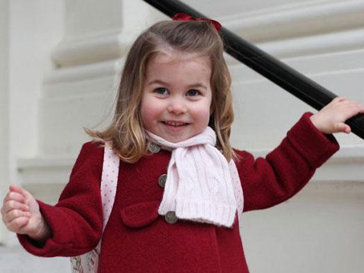 Alasan Kate Middleton 'Anti Celana' dalam Mendandani Putri Charlotte