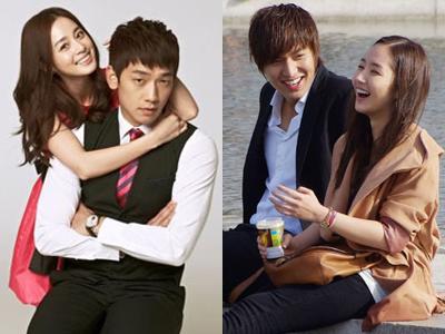 Ssst, Ternyata Lima Pasangan Selebriti Korea Ini Korban Cinlok Loh!
