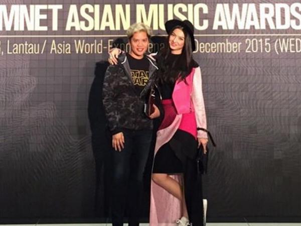 Diundang Oleh Big Bang, Raline Shah Juga Eksis di MAMA Hong Kong!
