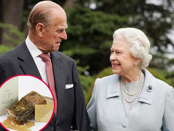 Wah, Potongan Kue Pernikahan Ratu Elizabeth II Laku Dilelang Rp 10.9 Juta!