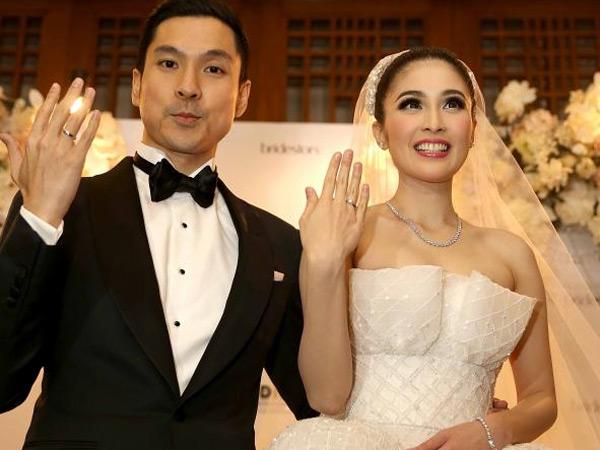 Ssst.. Ini Bocoran Konsep Resepsi Pernikahan Sandra Dewi dan Harvey di Disneyland Jepang