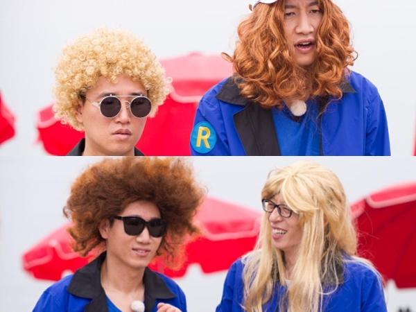 Kenakan Berbagai Macam Wig, Apa Misi Episode Terbaru 'Running Man'?