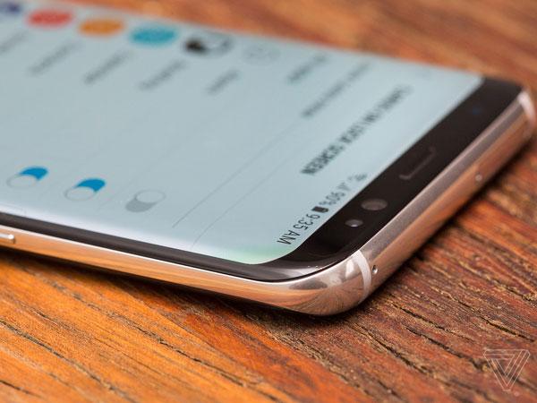 Layar Lengkung Samsung Siap Berevolusi, Begini Penampakannya