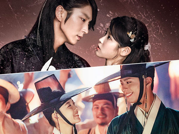 'Scarlet Heart Vs Moonlight Drawn by Clouds', OST Drama Kolosal Mana Paling Jadi Favorit?