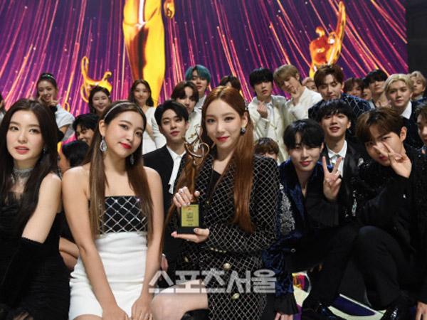 Taeyeon dan BTS Raih Daesang, Inilah Pemenang Seoul Music Awards 2020