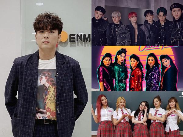 Shindong Ceritakan Suka Duka Jadi Sutradara MV Idola K-Pop