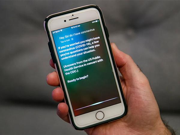 Fitur Suara di iPhone Dapat Lakukan Diagnosa Gejala Virus Corona?