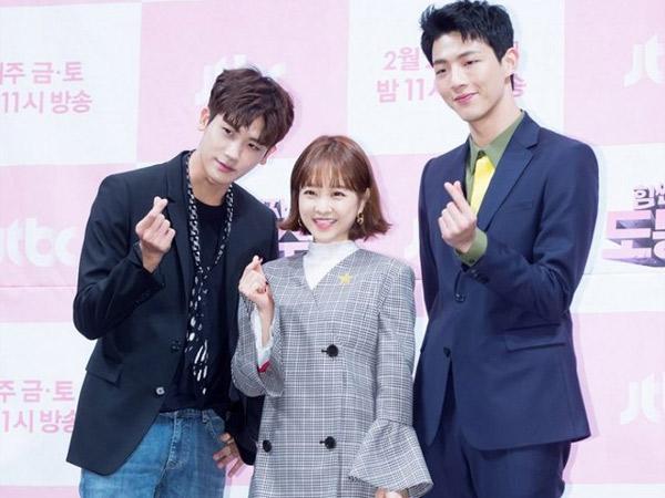 Main Drama Bareng, Park Hyungsik dan Ji Soo Puji Habis Park Bo Young