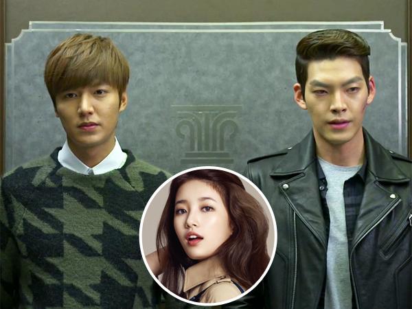 Main Bareng Kim Woo Bin Untuk Drama, Suzy Minta Saran dari Lee Min Ho?