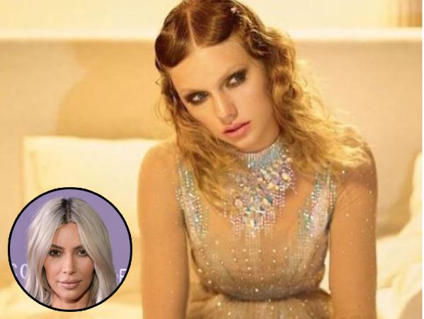 Fans Taylor Swift Banjiri Kim Kardashian dengan 'Tikus'