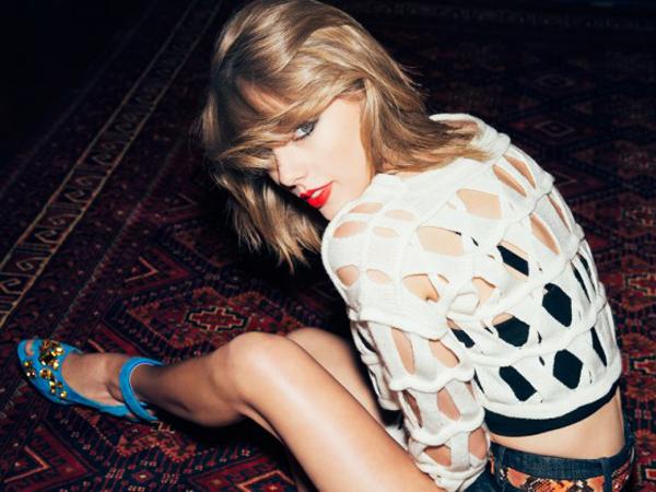 Taylor Swift Gunakan iPhone untuk Rekam Album Terbarunya?