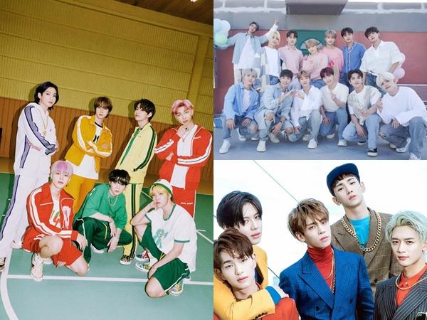 Bebas dari Kutukan, 5 Grup K-Pop Ini Kompak Perpanjang Kontrak