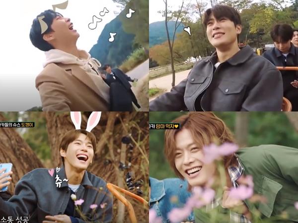 NCT LIFE in Chuncheon & Hongcheon Ep 17: Kenalan Dengan Teman Baru