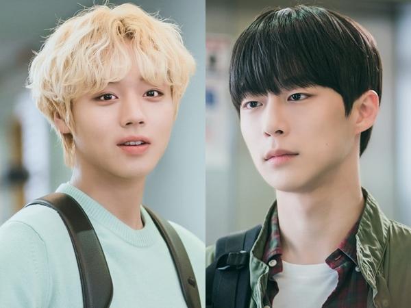 Sisi Park Jihoon dan Bae In Hyuk yang Bertolak Belakang di Drama 'At a Distance Spring is Green'
