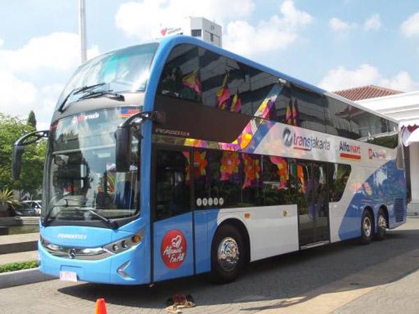 Sudah Diresmikan, Transjakarta Juga Sediakan Bis Gratis Untuk ke Taman Publik Kalijodo
