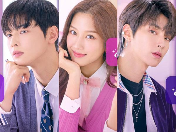 Sutradara 'True Beauty' Ungkap Alasan Casting Cha Eunwoo, Moon Ga Young, dan Hwang In Yeob