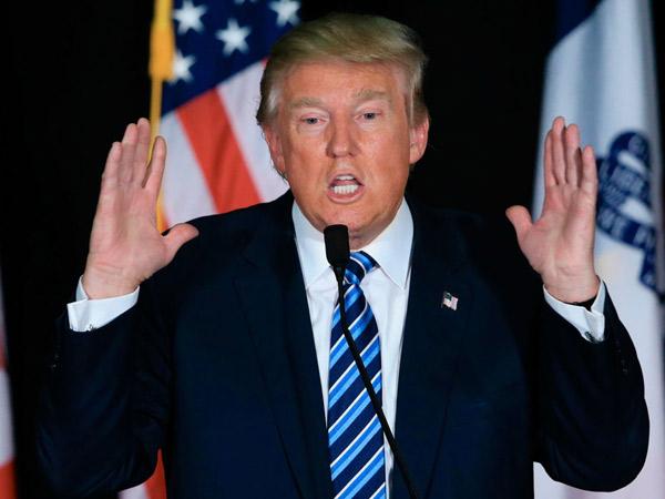 Komentari Ucapan Vulgar Terhadap Wanita, Trump Malah Seret Suami Hillary Clinton?