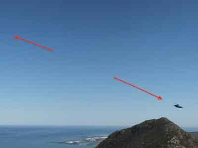 Penampakan UFO Meningkat di Afrika Selatan