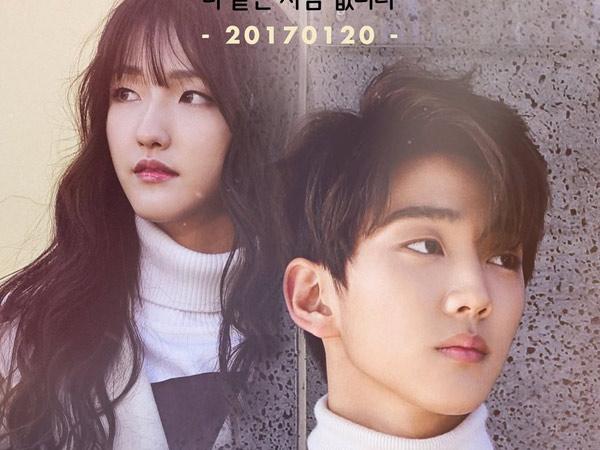 Resmi Rilis, Dua 'Adik' Baru Infinite Tunjukan Suara Indah nan Galau di MV Pertama 'W Project'