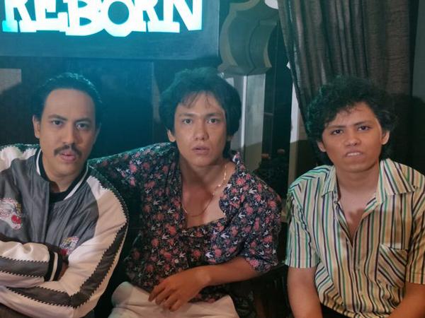 Aliando Syarief, Adipati Dolken dan Randy 'Nidji' Jadi Wajah Baru di 'Warkop DKI Reborn 3'!