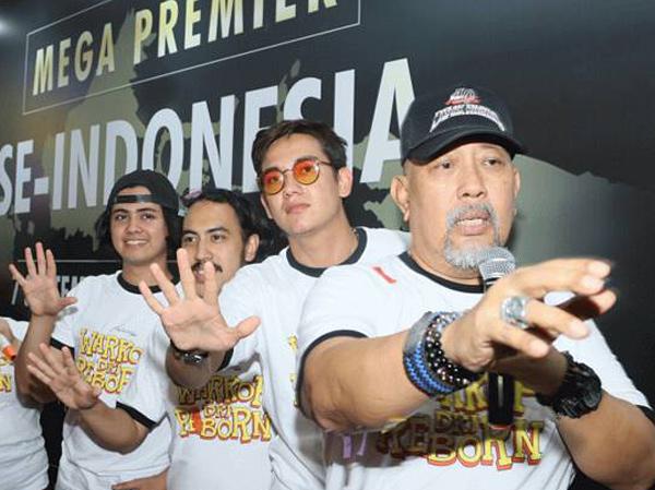 Nonton Film 'Warkop DKI Reborn' Cuma Bayar Rp 5.000, Catat Tanggalnya!