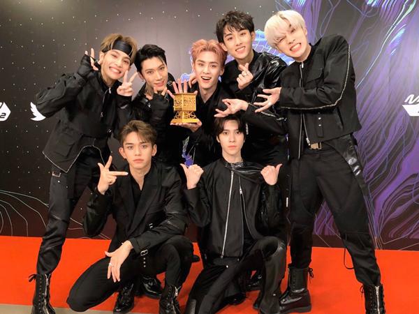 Congrats! WayV Bawa Pulang Trophy Pertama Untuk Penghargaan 'Best New Asian Artist' MAMA 2019